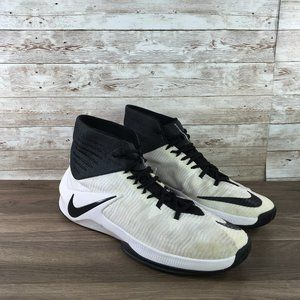 Nike Zoom Clearout Mens Size 12 White Black